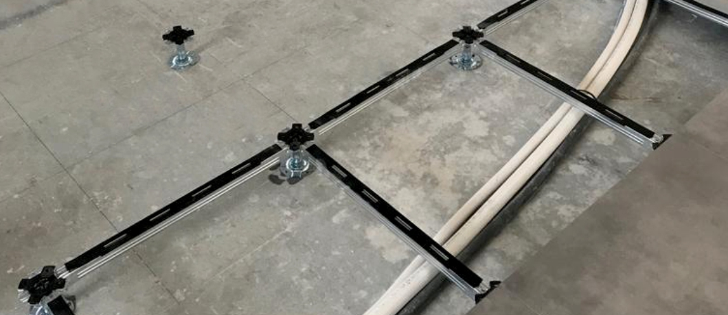 The product of choice for the raised floor market!
